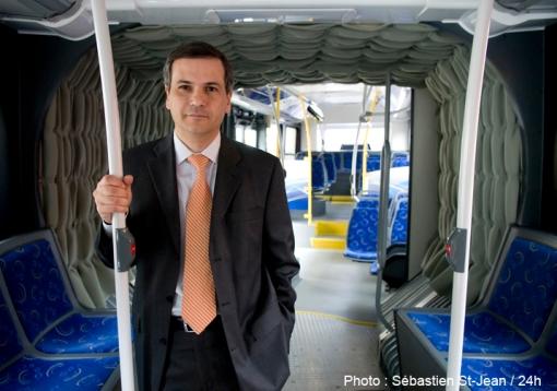 Jean-Pierre Baraka, Vice-President recherche et developpement chez Nova Bus STJ_4169-2 X 72dpi