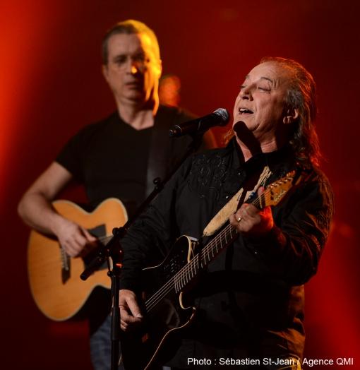 Paul Daraîche et Dan Bigras