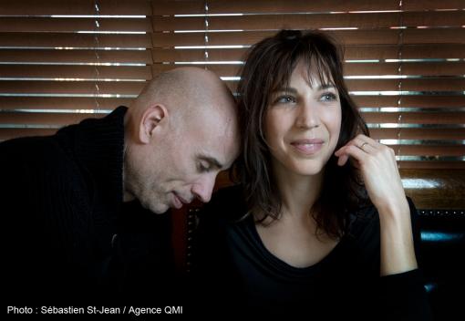 James Hyndman et Évelyne De La Chenelière