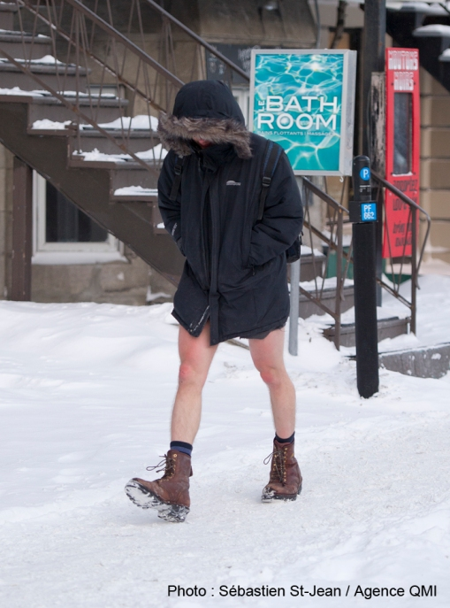 FROID SUR MONTREAL