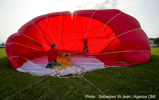 ART-INTERNATIONAL DES MONTGOLFIERES DE ST-JEAN-SUR-RICHELIEU