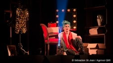 EMBARGO JUSQU'AU JEUDI 27 AVRIL 2017 À 22h Spectacle Volta du Cirque du Soleil sous le chapiteau du Vieux-Port de Montréal, à Montréal, Québec, Canada, le mercredi 26 avril 2017. SÉBASTIEN ST-JEAN/AGENCE QMI
