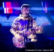 Premier Gala de l'Adisq au MTelus, à Montréal, Québec, Canada. Le mercredi 24 octobre 2018. SEBASTIEN ST-JEAN/AGENCE QMI