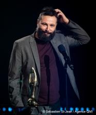 Premier Gala de l'Adisq au MTelus, ˆ MontrŽal, QuŽbec, Canada. Le mercredi 24 octobre 2018. SEBASTIEN ST-JEAN/AGENCE QMI