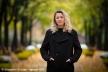 Portrait de StŽphanie Boulay au Parc Lafontaine, ˆ MontrŽal, QuŽbec, Canada. Le lundi 29 octobre 2018. SEBASTIEN ST-JEAN/AGENCE QMI